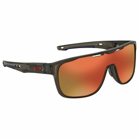 Oakley OO9387 938704 31 Crossrange Shield Mens  Sunglasses
