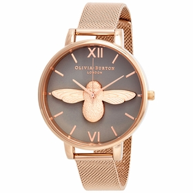 Olivia Burton OB16AM117 3D Bee Ladies Quartz Watch