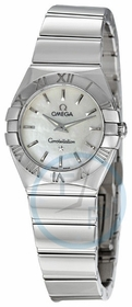 Omega 123.10.24.60.05.002 Constellation Ladies Quartz Watch