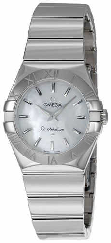 Omega 123.10.27.60.05.002 Constellation Ladies Quartz Watch