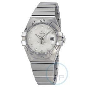 Omega 123.10.31.20.55.001 Constellation Ladies Automatic Watch