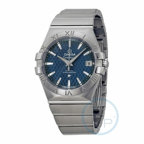 Omega 123.10.35.20.03.002 Constellation Co-Axial Unisex Automatic Watch