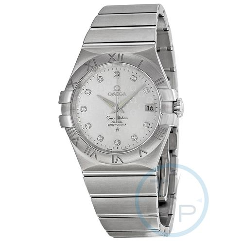 Omega 123.10.35.20.52.002 Constellation Mens Automatic Watch