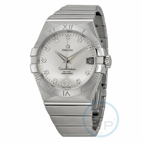 Omega 123.10.38.21.52.001 Constellation Mens Automatic Watch