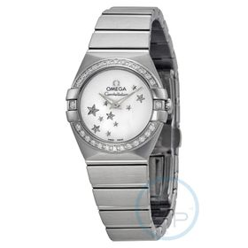 Omega 123.15.24.60.05.003 Constellation Star Ladies Quartz Watch