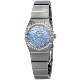 Omega 123.15.24.60.57.001 Constellation Ladies Quartz Watch