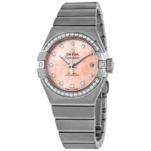 Omega 123.15.27.20.57.002 Constellation Ladies Automatic Watch