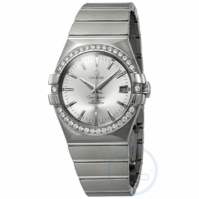 Omega 123.15.35.20.02.001 Constellation Ladies Automatic Watch