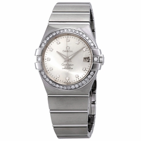 Omega 123.15.35.20.52.001 Constellation Co-Axial Ladies Automatic Watch