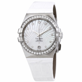 Omega 123.18.35.20.55.001 Constellation Co-Axial Ladies Automatic Watch