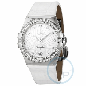 Omega 123.18.35.60.52.001 Constellation Ladies Quartz Watch