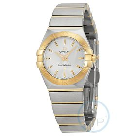 Omega 123.20.24.60.02.002 Constellation Ladies Quartz Watch