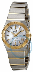 Omega 123.20.24.60.05.002 Constellation Ladies Quartz Watch
