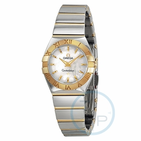 Omega 123.20.24.60.05.004 Constellation Ladies Quartz Watch