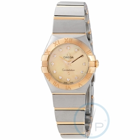 Omega 123.20.24.60.57.001 Constellation Ladies Quartz Watch