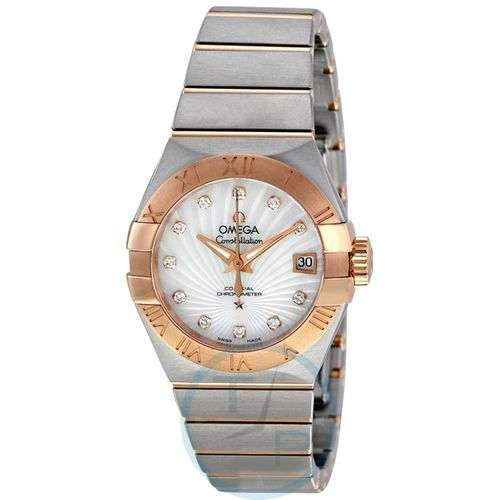 Omega 123.20.27.20.55.001 Automatic Watch