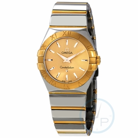 Omega 123.20.27.60.08.002 Constellation Ladies Quartz Watch