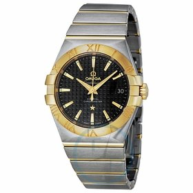 Omega 123.20.35.20.01.002 Constellation Mens Automatic Watch