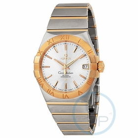 Omega 123.20.38.21.02.001 Constellation Mens Automatic Watch