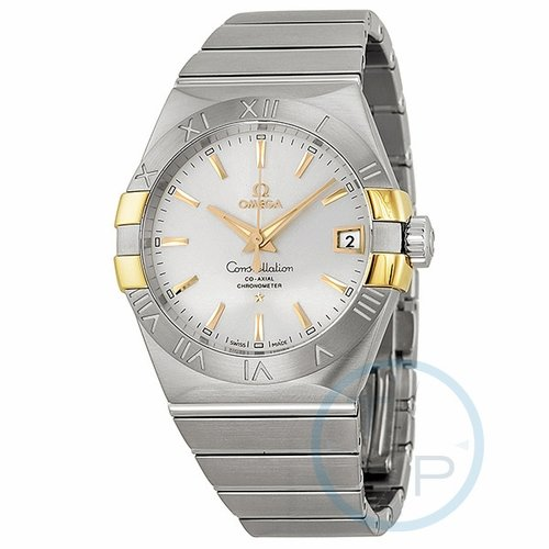 Omega 123.20.38.21.02.005 Constellation Mens Automatic Watch