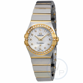 Omega 123.25.24.60.55.008 Constellation Ladies Quartz Watch
