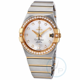 Omega 123.25.38.21.52.002 Constellation Ladies Automatic Watch