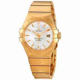 Omega 123.50.31.20.05.002 Constellation Ladies Automatic Watch