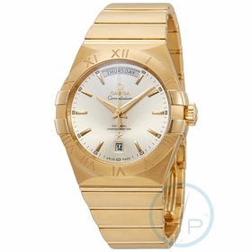 Omega 123.50.38.22.02.002 Constellation Mens Automatic Watch