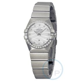 Omega 123.15.24.60.55.006 Constellation Ladies Quartz Watch