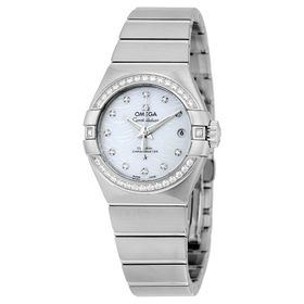 Omega 123.15.27.20.55.003 Constellation Ladies Automatic Watch
