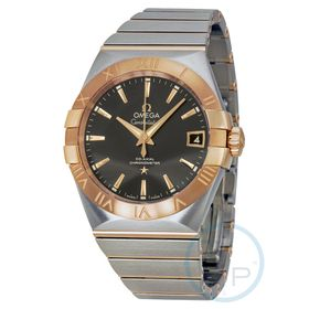 Omega 123.20.38.21.06.002 Constellation Mens Automatic Watch