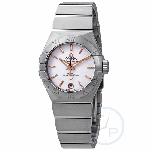 Omega 127.10.27.20.02.001 Constellation Ladies Automatic Watch