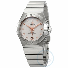 Omega 127.10.27.20.52.001 Constellation Ladies Automatic Watch