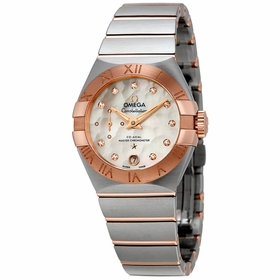 Omega 127.20.27.20.55.001 Constellation Ladies Automatic Watch