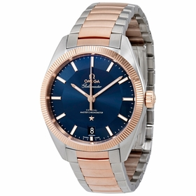 Omega 130.20.39.21.03.001 Globemaster Mens Automatic Watch