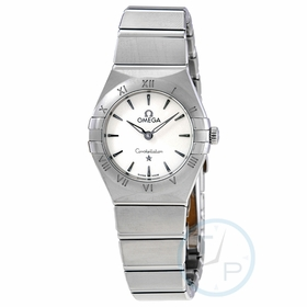 Omega 131.10.25.60.02.001 Constellation Manhattan Ladies Quartz Watch