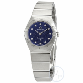 Omega 131.10.25.60.53.001 Constellation  Quartz Watch
