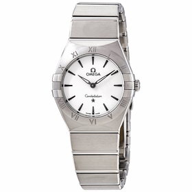 Omega 131.10.28.60.02.001 Constellation Manhattan Ladies Quartz Watch
