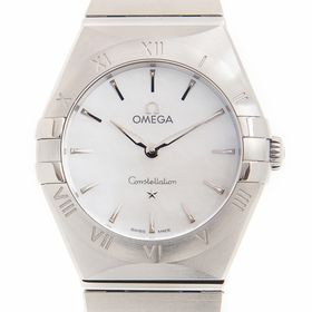 Omega 131.10.28.60.05.001 Constellation Unisex Quartz Watch