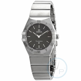 Omega 131.10.28.60.06.001 Constellation Manhattan Ladies Quartz Watch