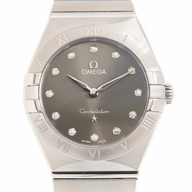 Omega 131.10.28.60.56.001 Constellation Manhattan Ladies Quartz Watch
