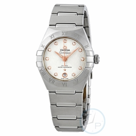 Omega 131.10.29.20.52.001 Constellation Ladies Automatic Watch