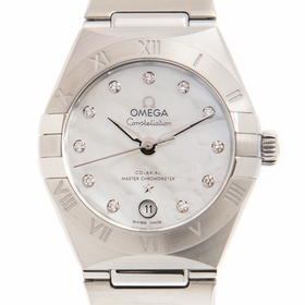 Omega 131.10.29.20.55.001 Constellation Manhattan Ladies Automatic Watch