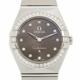 Omega 131.15.25.60.56.001 Constellation Manhattan Ladies Quartz Watch