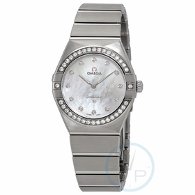 Omega 131.15.28.60.55.001 Constellation Manhattan Ladies Quartz Watch