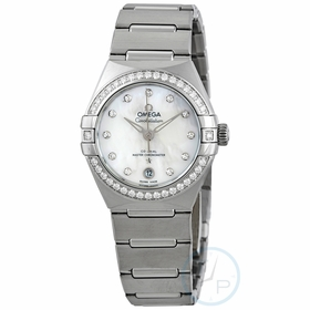 Omega 131.15.29.20.55.001 Constellation Ladies Automatic Watch