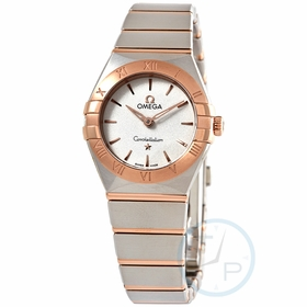 Omega 131.20.25.60.02.001 Constellation Manhattan Ladies Quartz Watch
