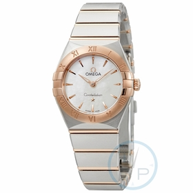 Omega 131.20.25.60.05.001 Constellation Manhattan Ladies Quartz Watch