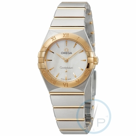 Omega 131.20.25.60.05.002 Constellation Manhattan Ladies Quartz Watch