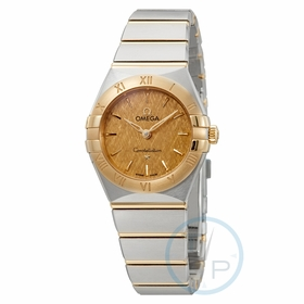 Omega 131.20.25.60.08.001 Constellation Ladies Quartz Watch